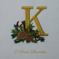 Winter Pines- K