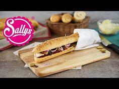 Chicken Teriyaki Sandwich / Subway / nachgemacht: Original trifft Sally - YouTube
