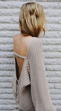 open back sweaters                                                                                                                                                                                 More