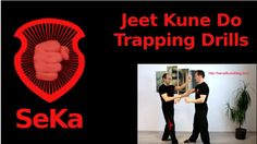 Jeet Kune Do Trapping Drills (Trainingseinblick)