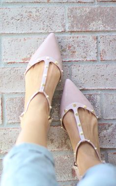 Nordstrom Halogen Flats- Comfy and Chic