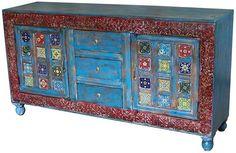 ... design - mobili etnici - interior design Mobili tibetani Pinterest