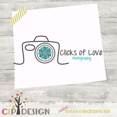 Items similar to Photography Logo and Watermark Branding- Cute Camera with Flower- Unique on Etsy Best Vlogging Camera, Best Dslr, Best Camera, Photography Logos, Love Photography, Watermark Ideas, Hp Logo, Cute Camera, Branding Kit
