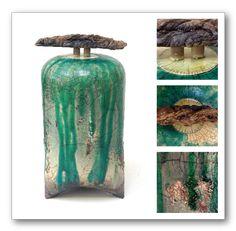 Raku Urn Keramiek - Marieke Vergouw www.urn-atelier.nl