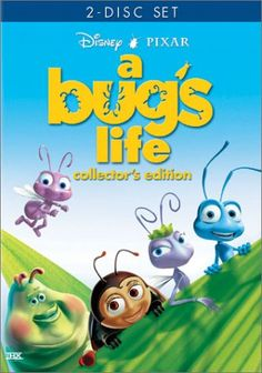 Love this movie- gives you a new appreciation of ants.
