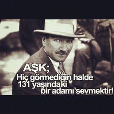 SEN KALBİMDESİN CANIM ATAM SEN <3
