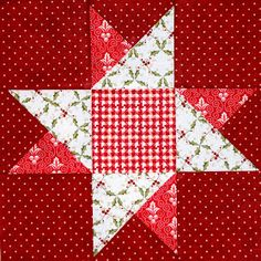 Sew'n Wild Oaks Quilting Blog: July - Christmas Quilt Along - Post #1