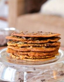 Extra Chewy Bakery-Style Chocolate Chip Cookies