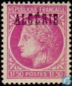 Algeria - CERES 1945