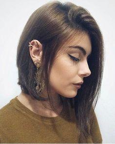 "7,083 Likes, 161 Comments - ShortHair | CabeloCurto (@meucabelocurto) on Instagram: ""Gatissíssima Veronica Lima, de Uberlandia, MG. A @_vrnclima conta que tem o cabelo curto desde…"""