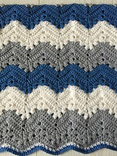 6-Day Kid Blanket – free pattern Download for free!