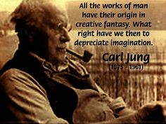 """""""All the works of Man......"""" ~Carl Jung"""