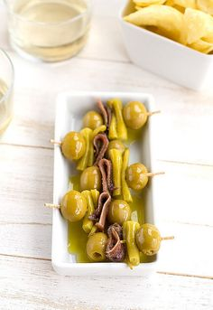 Green Olive Tapas, Spain my Luv !