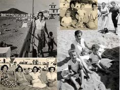Familia española de los cincuenta