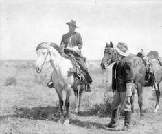 Arizona Rangers with Winchester 1895 SRC.