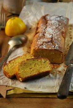 Recette Cake au mascarpone et citron