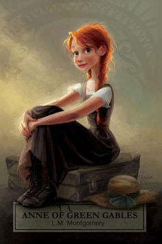 LOVE - Anne of Green Gables