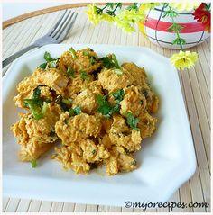 Easy Lemon Yogurt Chicken Recipe // Recette facile de poulet au citron et yogourt