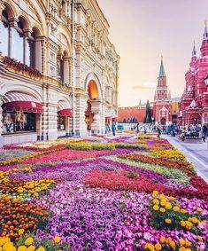 Москва, ГУМ.