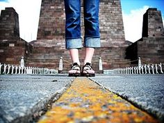 In Ecuador, you can stand right on the equator - and you won't burst into flames!