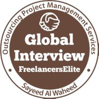 Outsourcing Project Management Services by Sayeed Al Waheed -