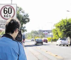 Radares em Joinville: Motivo a mais para aliviar o pé +http://brml.co/1CQKxpd