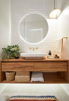 Bathroom Interior Design, Living Room Interior, Kitchen Interior, Interior Ideas, Interior Decorating, Decorating Bathrooms, Restroom Design, Design Kitchen, Interior Styling