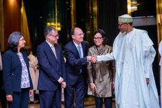 Read the outcome of Buhari's meeting with Wold Bank MD over economy, security, others - dprince4christ blog