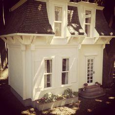 The Summer house. 1:12 scale dollhouse love