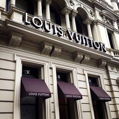 Louis Vuitton, Collins Street Melbourne