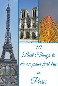 If you are planning your first trip to Paris, here are the 10 best things to do to enjoy Paris - with a twist to make them just that little more special