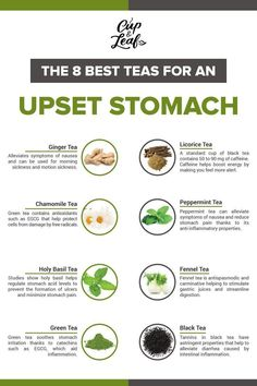 The 8 Best Teas for an Upset Stomach - Cup & Leaf tea Have an upset stomach? These 8 teas can all help cure a rumbly tummy and soothe that upset stomach feeling that might come from sickness, bad food, diarrhea, or anything else. Calendula Benefits, Lemon Benefits, Coconut Health Benefits, Chamomile Tea Benefits, Green Tea Benefits, Matcha Benefits, Benefits Of Ginger Tea, Chai Tea Benefits, Sleep Benefits