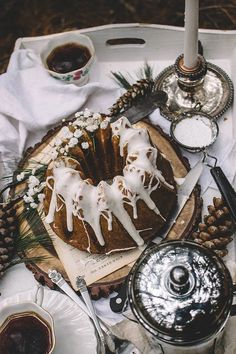 Blood Orange Olive Oil Bundt Cake with a Burnt Honey Icing   collab. w   TermiNatetor Kitchen   A Midwest-based food and photography blog