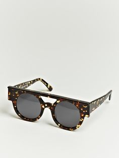 Illesteva Meyer Sunglasses.  I have gone back to wearing glasses.These would be a fab pair to own, eh?
