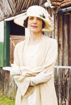 elizabeth-mcgovern: Cora Crawley - Downton... - Downton Abbey is always in our hearts.