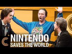 Nintendo NES Will Save the World - YouTube