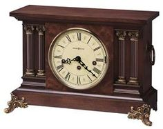 Howard Miller Circa Antique-Styled Mantel Clock
