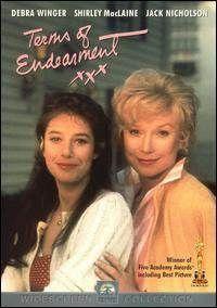 *TERMS OF ENDEARMENT ~ Shirley MacLaine, Debra Winger, & Jack Nicholson