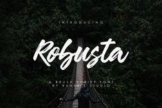 Robusta + Swash Font | 25% Off