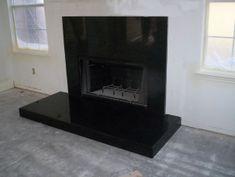 Attraktiv Granit Kamin Surround Für Sie #Kamin