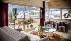 Wohnen #architecture #wood #interior #window Architekt: Holzbox Tirol; Foto: Umfeld Concept GmbH