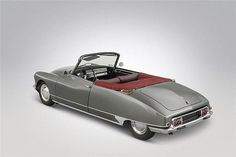 1963 Citroen DS Cabriolet by Chapron
