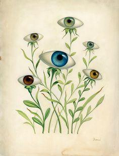 Chris Buzelli - Vision Garden