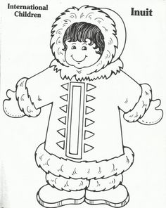 Kids Coloring Pages Winter Inspirational Squish Preschool Ideas January Coloring Pages Winter, Christmas Coloring Pages, Coloring Pages For Kids, Coloring Sheets, Kids Coloring, Polo Norte, Polar Animals, Polar Bear, World Thinking Day