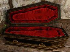 Vampire coffins for sale