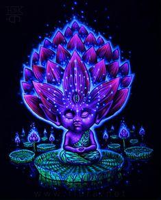 Fluorescent oil on cotton fabric $250.00 SKU: P -163 Production: FluRAnet Sizes: 120-100 сm Colors: Flura Acid Art, Sacred Geometry Art, Black Light Posters, Smoke Art, Buddha Art, Beautiful Gif, Dark Fantasy Art, Psychedelic Art, Graphic Design Illustration