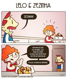 Lelo e Zezinha 03025 de AbrilJornal Vivacidade, abril 2015