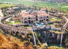 Under The Influence — $30,000,000 mansion in Gauteng, South Africa.