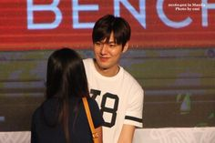 2016 April 02 (Sat) #PHILIPPINES #Bench #Events #Brand #Endorser #KoreanActor Korean #Actor #ActorLeeMinHo #LeeMinHo (Photo By + Source  : emi | Twitter | 09 April 2016 ]  P01 of P03 THIS Post: 10 April 2016 (Sunday)