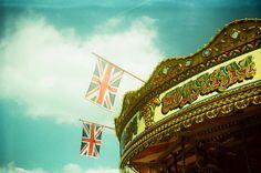 Brighton Carousel, Brighton Beach, England
